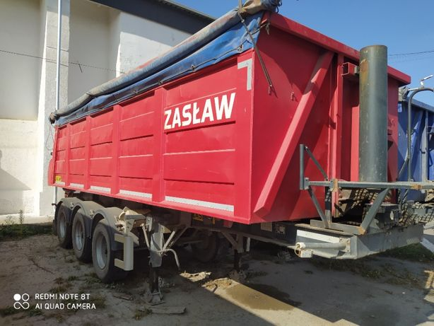 Продам ПРИЦЕП Самосвал Zaslaw D-653