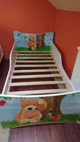 Łóżko dziecięce, szerokość 80 cm