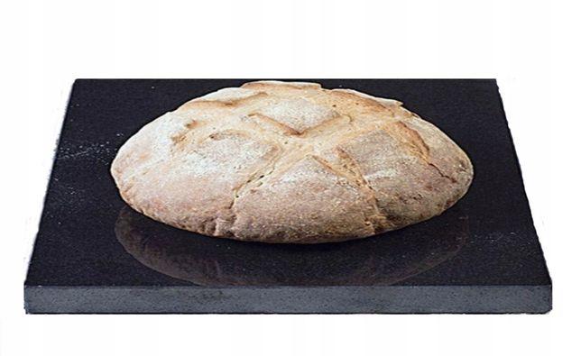 Kamień do pizzy granit 30x40x2 cm