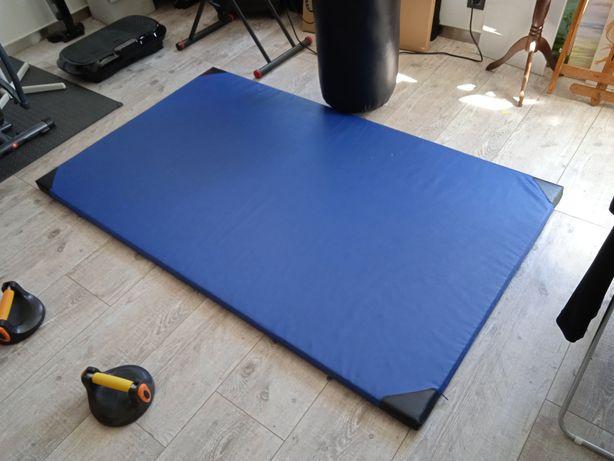 Materac gimnastyczny 200x120 nowy
