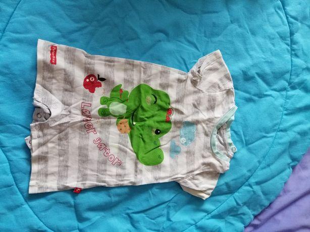 Posiadam 6 worków ubranek dla niemowlaka chłopczyka