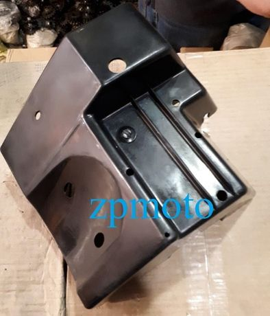 Коробка Ящик под аккумулятор АКБ JAWA 638 12 В Пр-во: Китай и Чехия