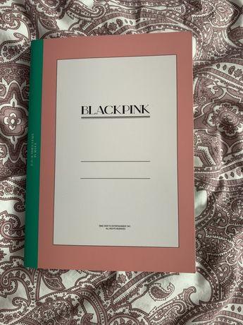 Teczka Blackpink Summer Diary 2020 kpop