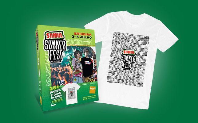 Pack sumol summerfest