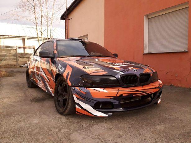 BMW 3 E46 Wide Body Poszerzenia Drift Daily 02-06