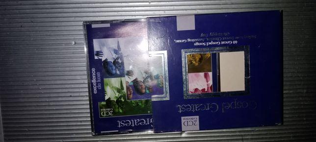 CDs de filmes e músicas duplas originais