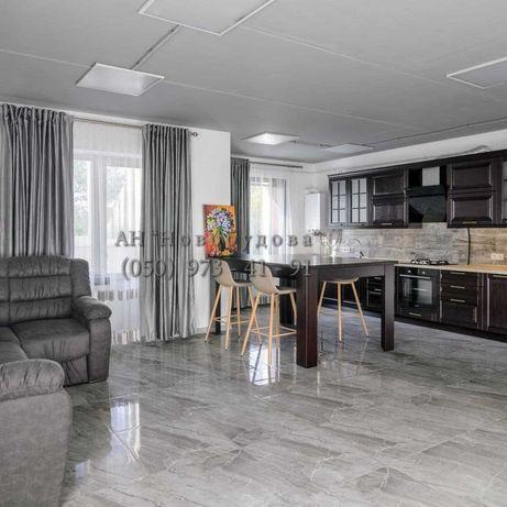 2х комнатная квартира с дизайнерским ремонтом. Дом над парком Сказка