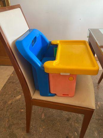 Cadeira mesa de criança