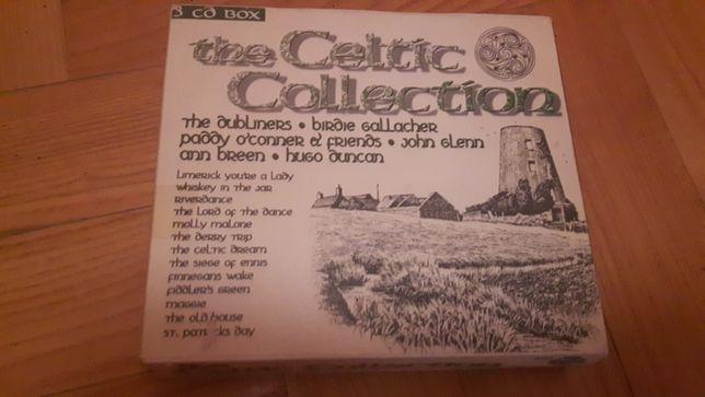 Płyta The Celtic Collection - muzyka celtycka