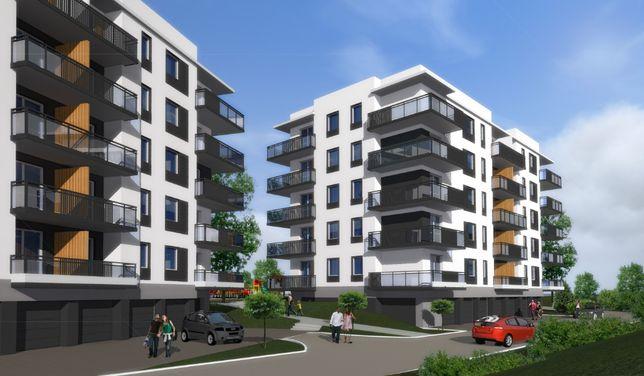 APARTAMENTY PLESZEW, mieszkanie w nowoczesnym stylu 42,53m2, II ETAP