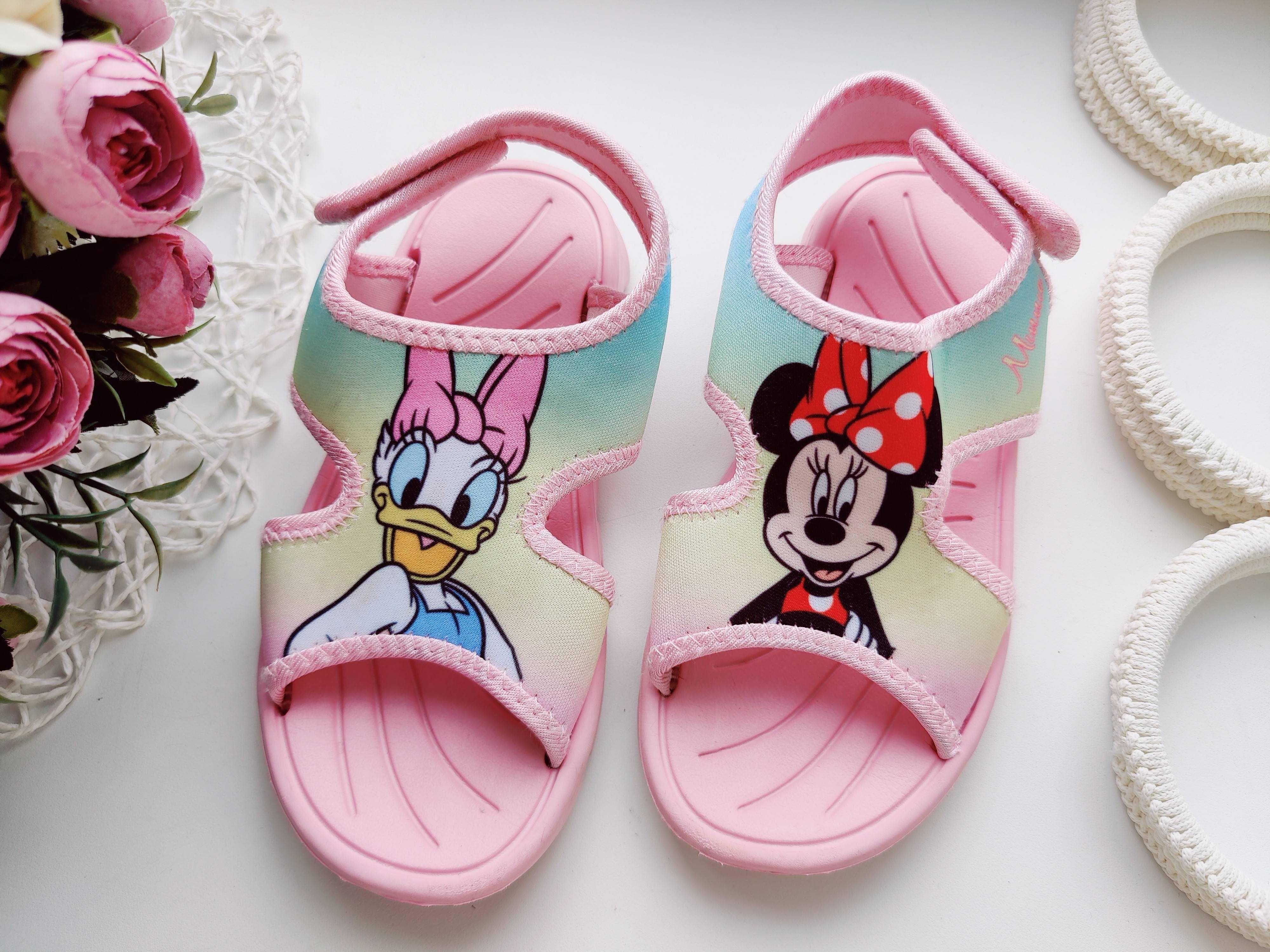 30 (19-20 см) Легкие босоножки для девочки Disney (Дисней) сандали