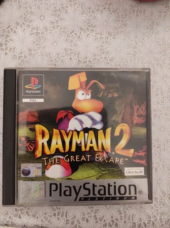 Rayman 2 the great escape PSX ps1