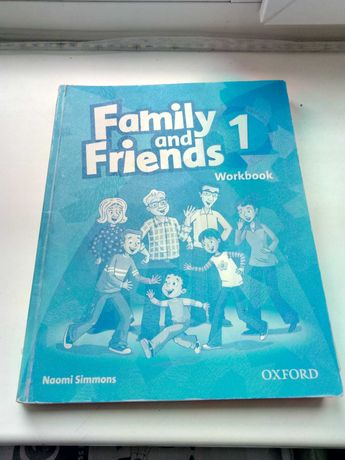 Family and Friends 1, английский