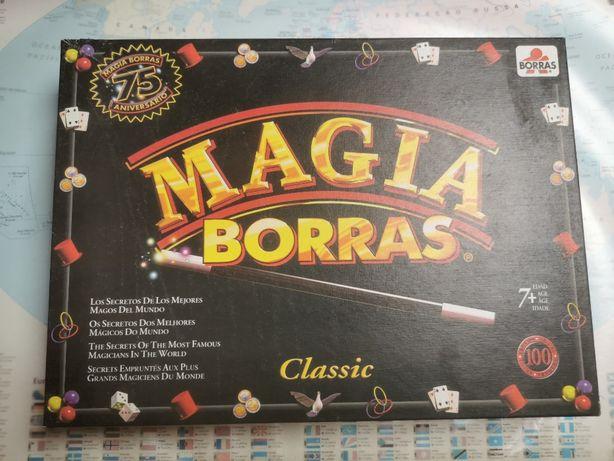 Kit Magia Borras (versão de 100 truques em Português)