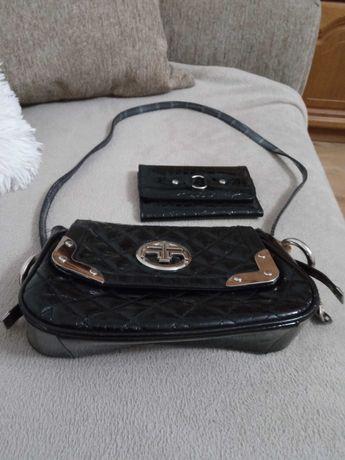 Torebka damska z portfelem
