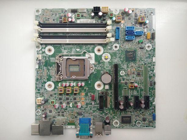 Материнская плата Socket 1150 (696549-003) HP ProDesk 600 G1