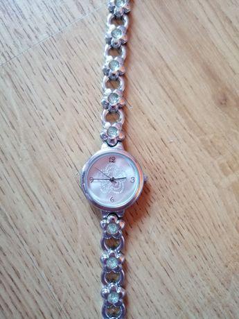 Zegarek ze stali nierdzewnej