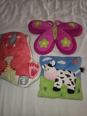Poduszki ozdobne dla dzieci
