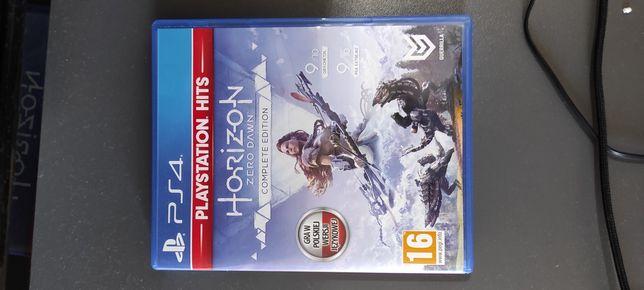 Horizon:zero down complete edition. Ps4