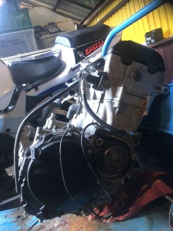 Silnik części skrzynia biegów głowica suzuki gsx-r 750 części karter
