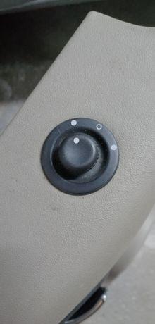 Interruptor dos espelhos retrovisor Renault Scenic de 2003 a 2009