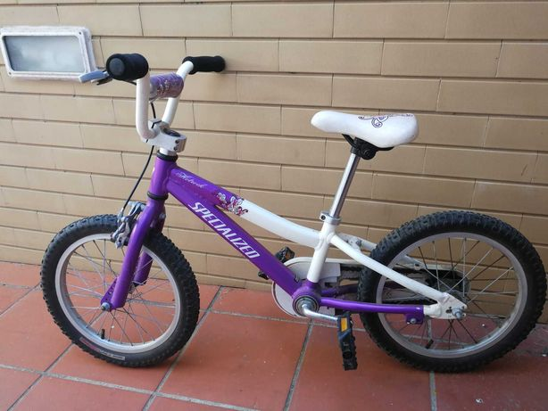 Bicicleta Specialized menina roda 16 muito bom estado