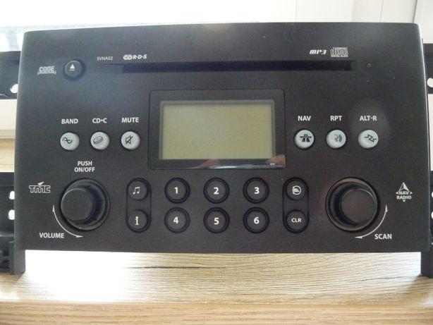 Radio fabryczne Suzuki Grand Vitara - okazyjnie