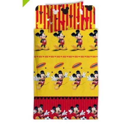Lençóis De Inverno - Tema Mickey