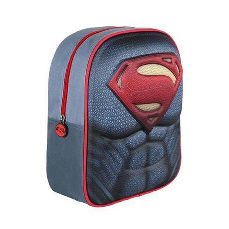 Mochila 3d superman (nova)