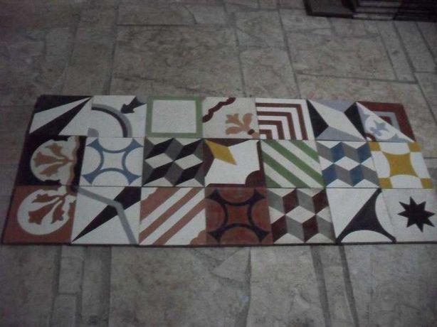 Mosaicos hidráulicos