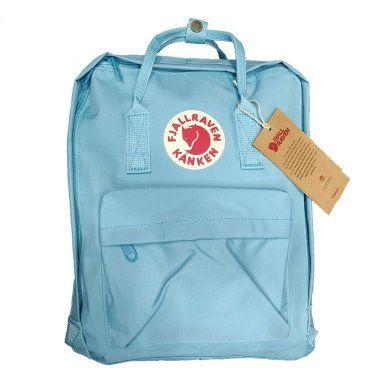 Plecak Fjallraven Kanken16l klasyczny Sky Blue niebieski błękitny