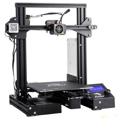 3д принтер Creality 3D Ender 3 Pro акция купить Оригинал