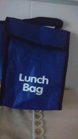 Lunch box для обіду в школу бокс сумка