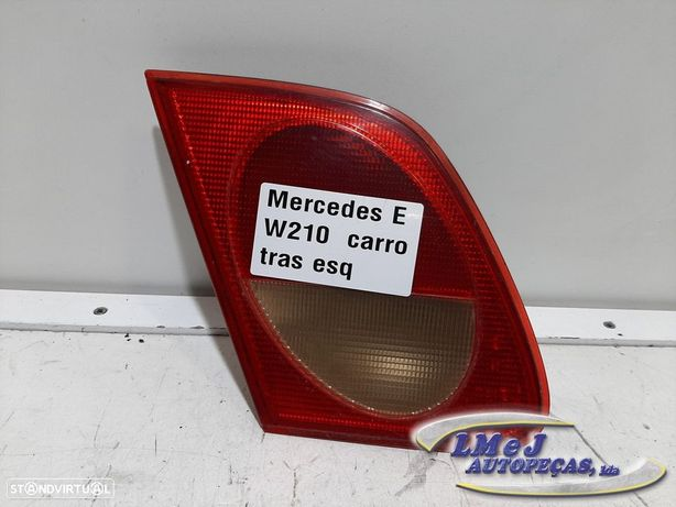 Farolim da mala Esq Usado MERCEDES-BENZ/E-CLASS (W210) 1er modelo| 05.96 - 03.02