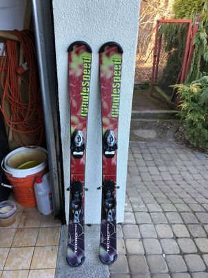 Narty Techno PRO Junglespeed Freestyle 120cm