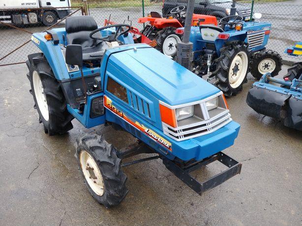 Traktorek japoński iseki landhope 200