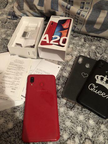 Продам телефон Самсунг Galaxy A20