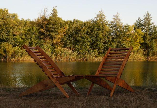 Стул садовый пляжный садовая мебель