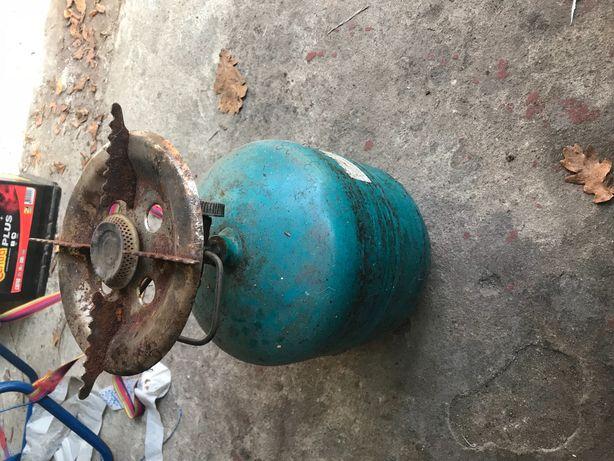 Kuchenka gazowa turystyczna (butla 3 kg)