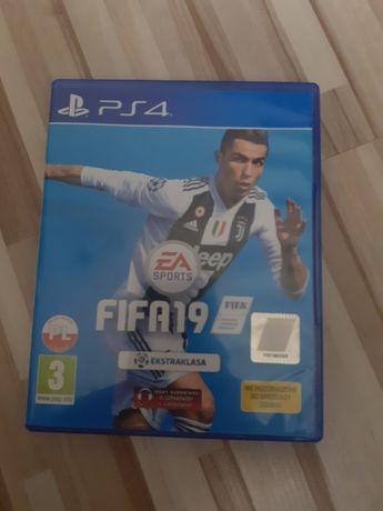 FIFA 19 na Playstation4