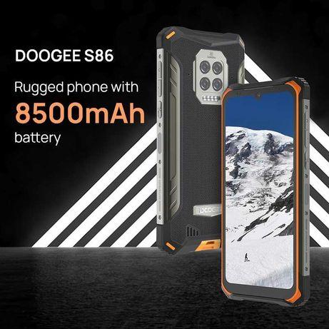 Doogee S86 6GB/128GB  IP68  2.0GHz