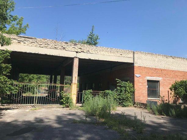 Производственные здания, г. Святогорск, ул. Шевченко, дом 1