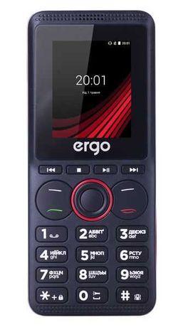 телефон кнопочный эрго ergo F188 PLAY DUAL SIM