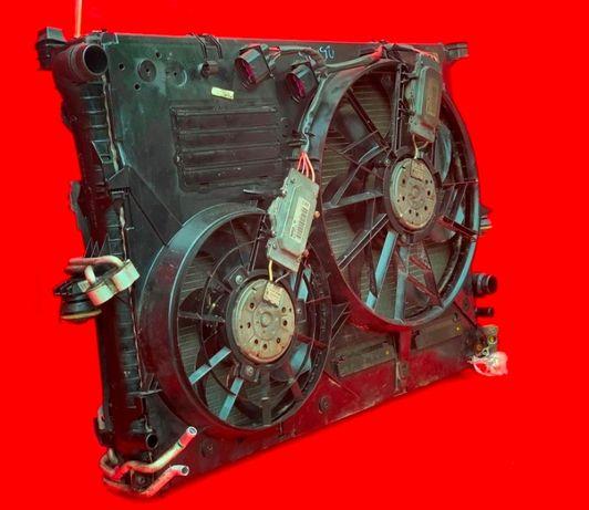 Касета радиаторов Касета радіаторів Радиатор Vw Touareg Audi Q7 Ку7