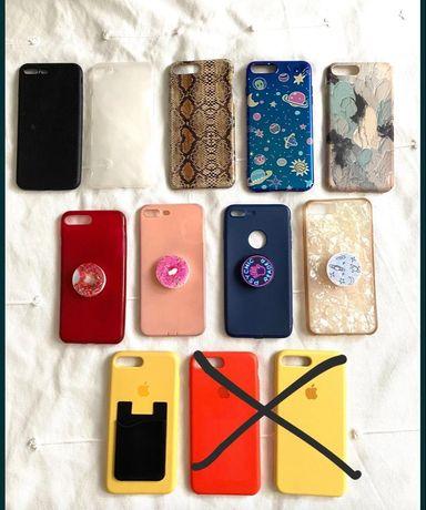 Capas iPhone 7 Plus / iPhone 8 Plus