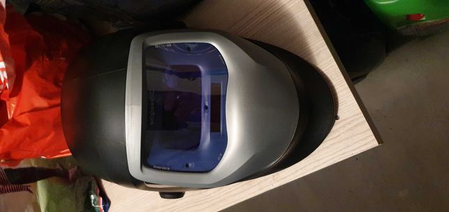 Nowa Maska spawalnicza 3M speed glass