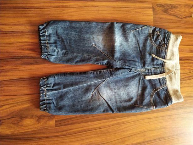 Spodnie chłopięce KappAhi r.86-92