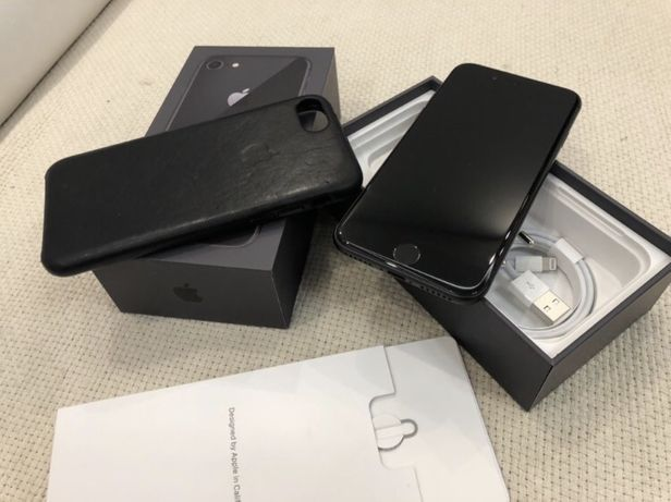 Iphone 8 black 64gb gwarancja