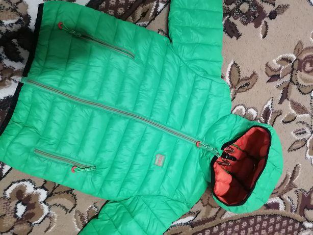 Куртка тёплая осень детская