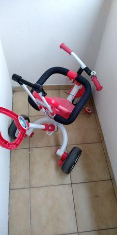 Zamienię dziecięcy rowerek na 2 jajka Kinder niespodzianki.